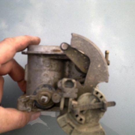 clapeta acceleratie vw golf 2 1.3i motor tip NZ cod 178030063B