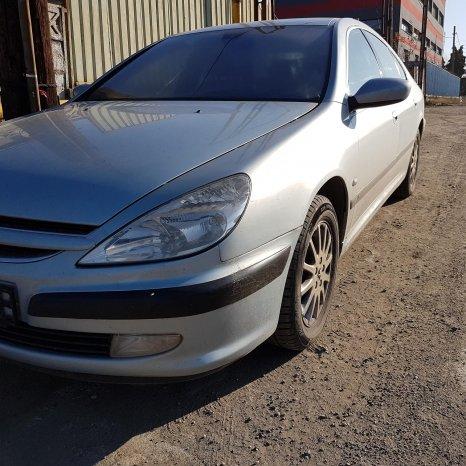 Dezmembrez Peugeot 607, 2.2 hdi, 133cp din 2003, motor