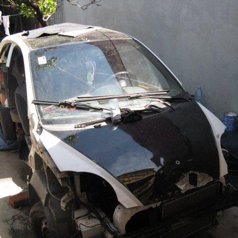 dezmembrez chevrolet spark 2009