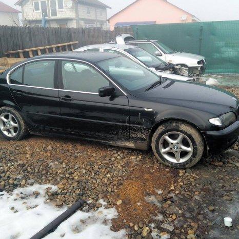Usa stanga/dreapta BMW E46 Facelift