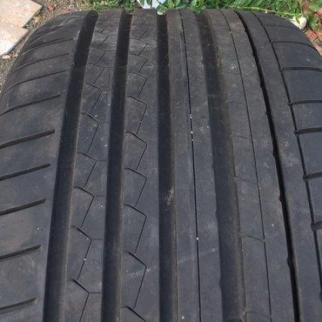 285/30/R21 Dunlop Sport Maxx - de vara