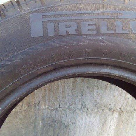 Vand Cauciucuri Pirelli 4x