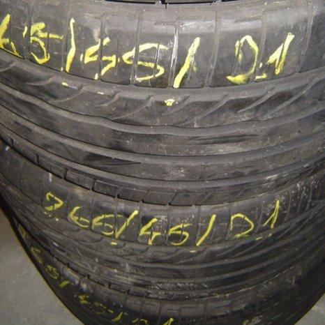 Cauciucuri SH de vara 265/45/21 - Audi Q7, Infiniti