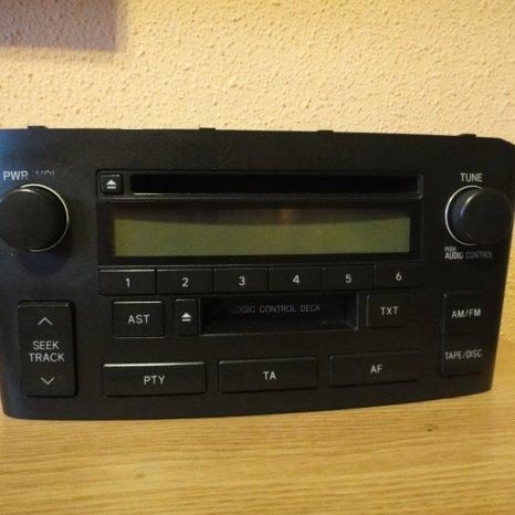 Radio cd OEM toyota avensis W53900 2003-2009