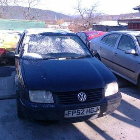 Volkswagen Bora, negru, ATD, 2002