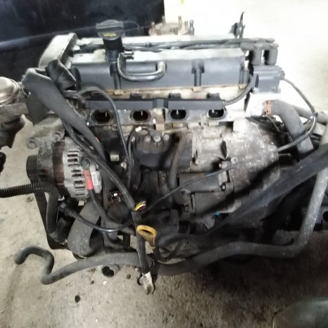 Motor Ford Fiesta, Fusion 1.4