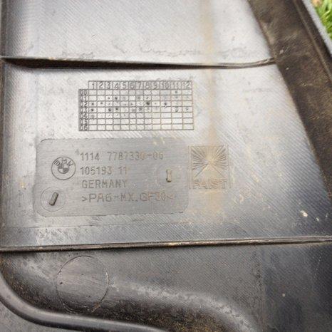 Plastic portbagaj BMW E46