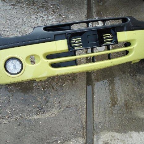 Bara fata Renault Twingo