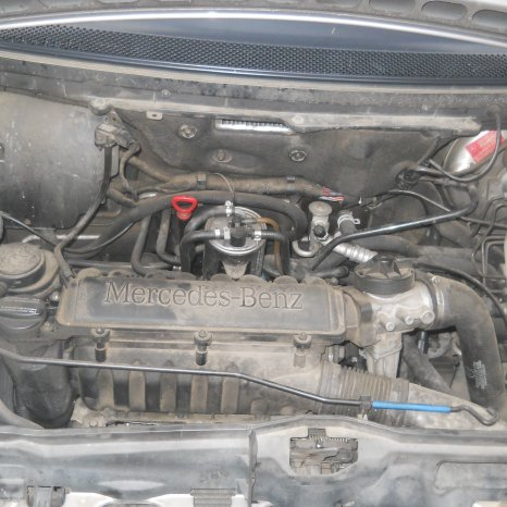 Radiator  AC Mercedes A Class W168 1.7 CDI an 1999-2004