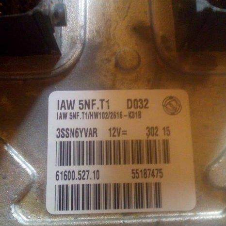 Ecu Fiat Stilo 1.6 16v Magneti Marelli
