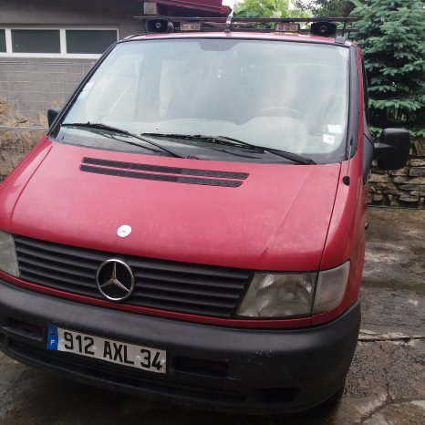 Piese Mercedes Vito 110D