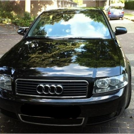 vand contact audi a4 1.8 turbo an 2003