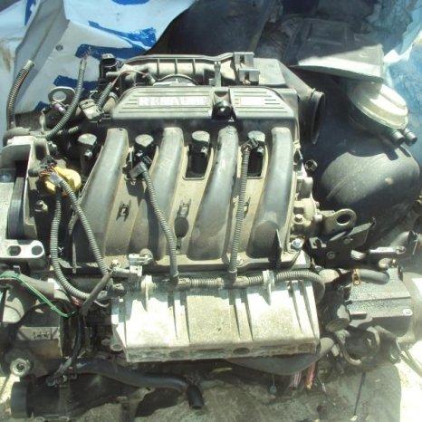 motor complet renault megane an 2000 ,1600 cm3 16 valve