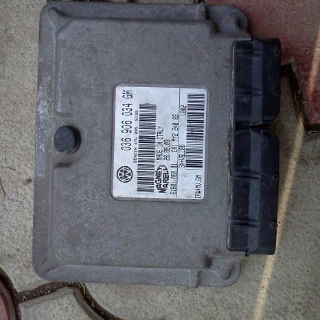 Claculator Motor seat ibitza 2003 1,4 16v 75cp 55 kw