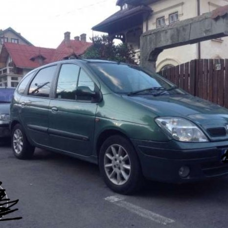 diverse piese renault scenic an 2002 motor 1600 cm3