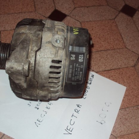 alternator opel vectra an 2000 motor 2000 dti