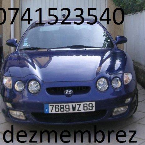 Dezmembrez 2 hyundai coupe 2000 2001 1.6 16v 2.0 16v
