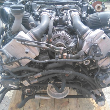 BMW MOTOR F10 F11 F15 X5 X6 5.0I N63B44B 550i 5.0i 408 PS