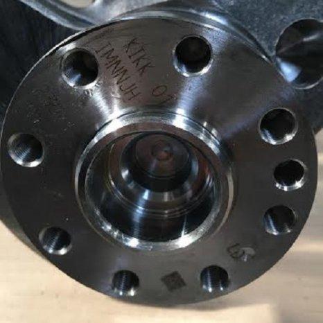Vibrochen NOU Jaguar XF 2008-2016, 2.7D tip motor 276DT, 140 kw