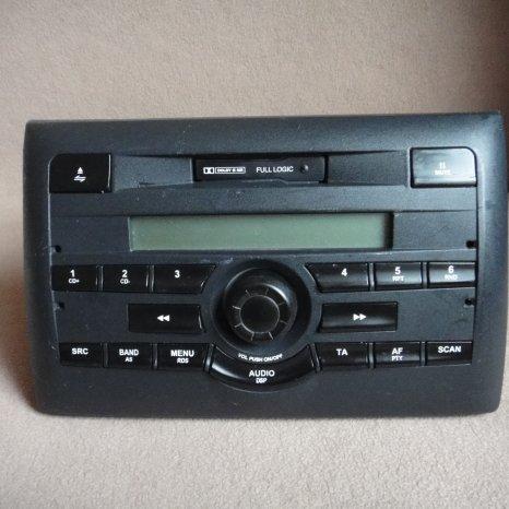 Radio Casetofon Fiat Stilo