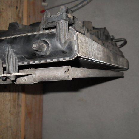 Radiator Ac Dacia Logan 1.5 dci euro3 euro4