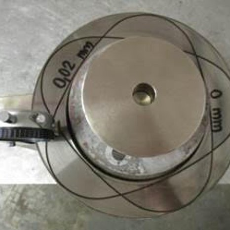 Ate Power Disc neventilat , Ford Fiesta mk4