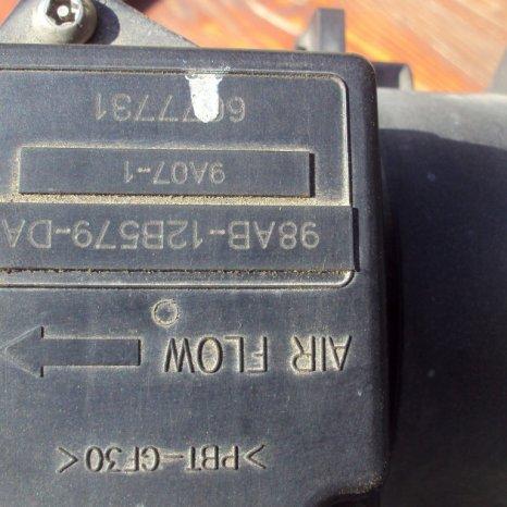 debimetru ford focus 1600 cm3 an 2000