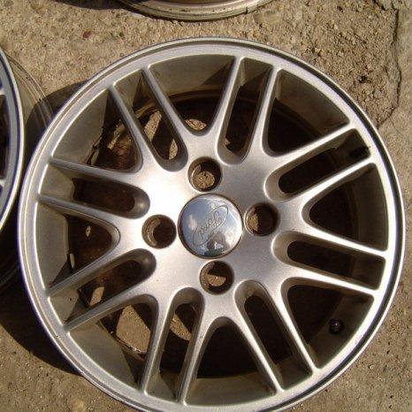 Jante aliaj originale FORD Focus, Fiesta, Mondeo Fusion-R15-4x108