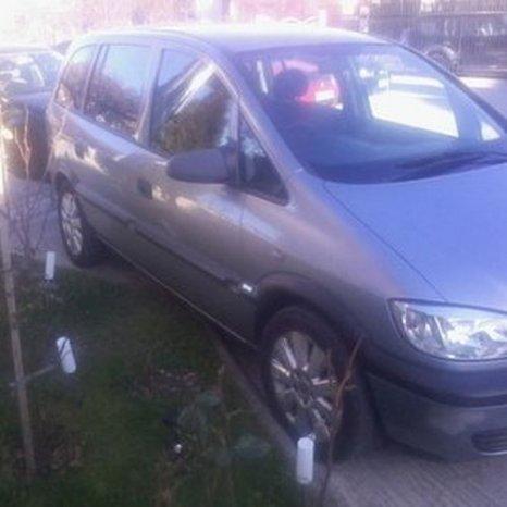 Opel Zafira 2004 2l dti 101cp