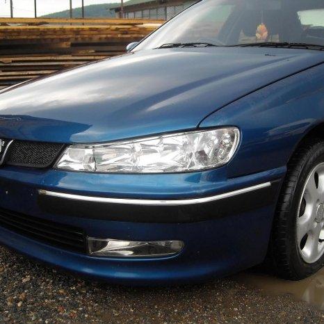 Dezmembrez Peugeot 406 2.0 hdi motor - 2003