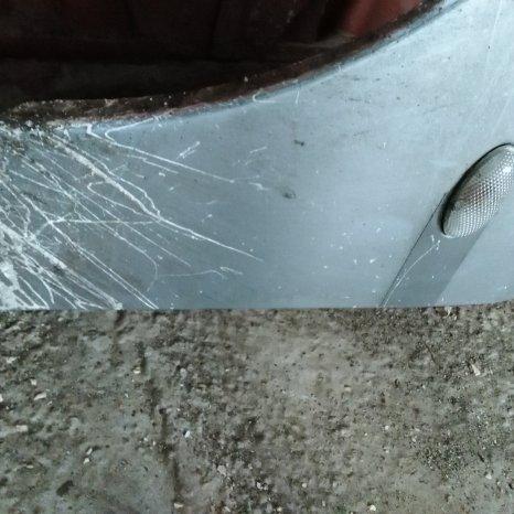Aripa fata Peugeot 206