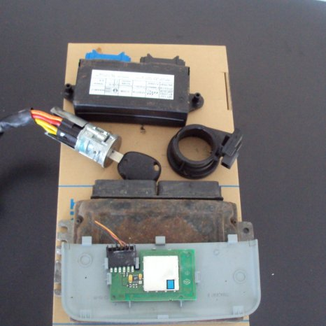 kit pornire complet renault laguna an 2000 motor 1600 si 1800 cm3