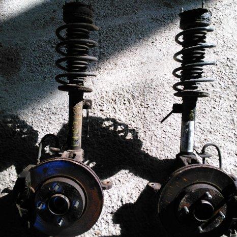 Fuzeta stanga/dreapta Ford Fiesta