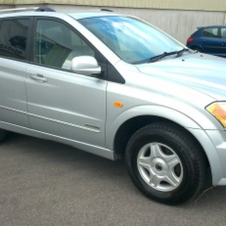 Piese Ssangyong Kyron 2.0 xdi 2007
