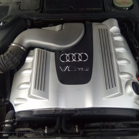 Audi a8 3,3 tdi biturbo