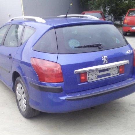 Dezmembrez Peugeot 407, an 2005,
