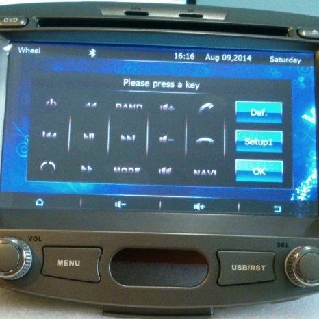 Navigatie Hyundai I10 (2007si 2013)