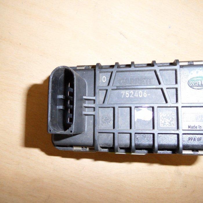Actuator turbo cu codul original 6NW009206 pentru Ford Focus 2 (DA) [Fabr 2004-2011] 1.8tdci, KKDA.