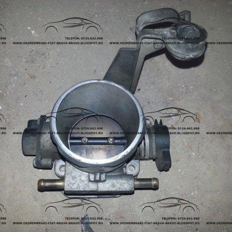 Clapeta de acceleratie / Admisie Fiat Brava Bravo Marea 1.6 16v