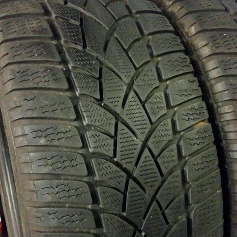 Cauciucuri 215/65/16 Dunlop - second hand, de iarna