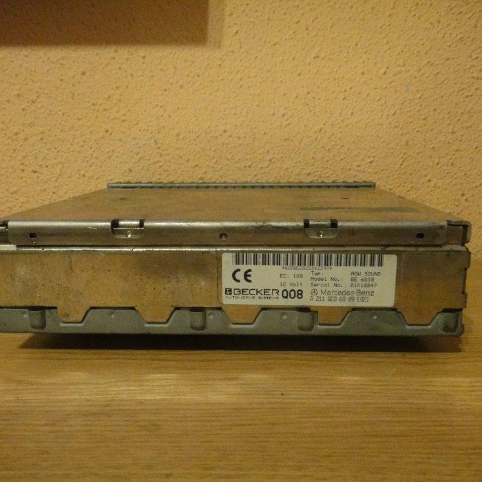 Amplificator mercedes audio gateway w211 w219 be6008