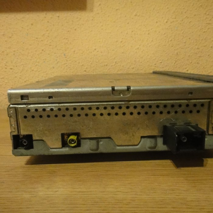 Amplificator mercedes audio gateway w211 w219 be6008
