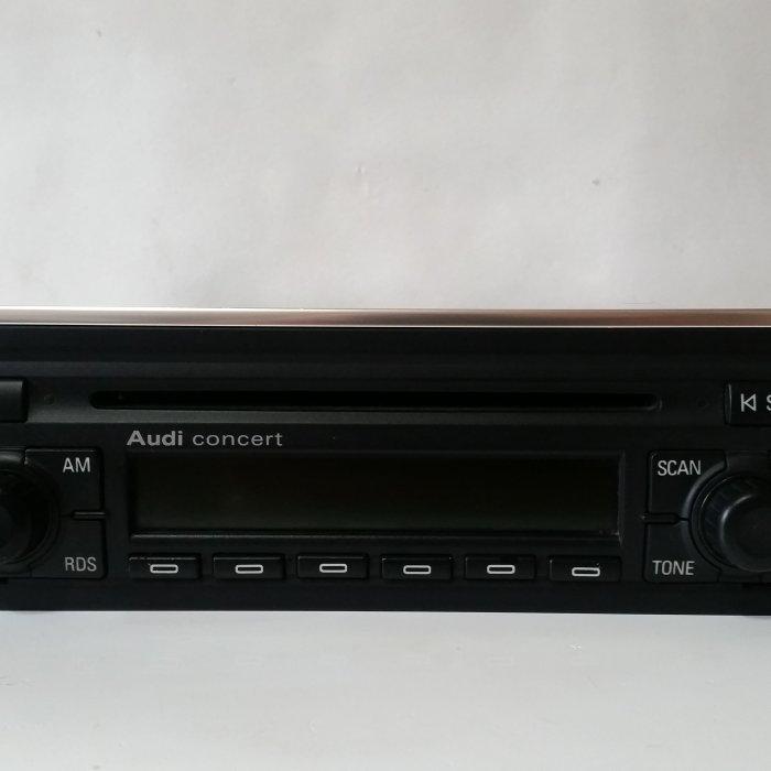Cd Player Audi Concert A4 B6 B7 2002-2009