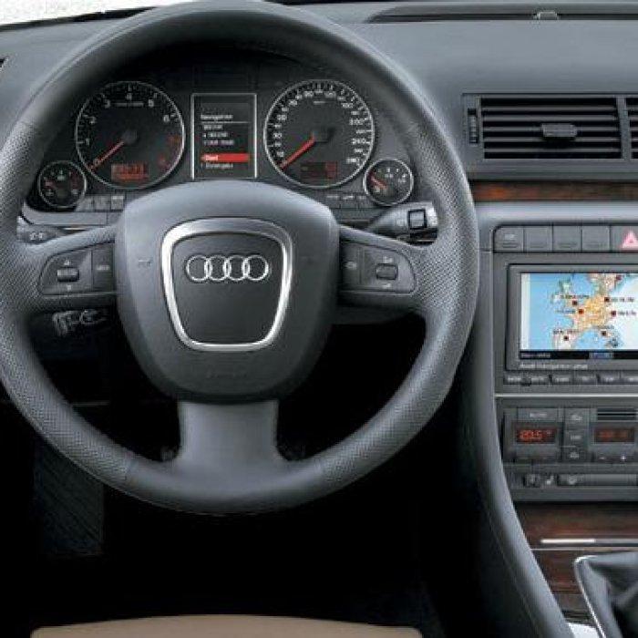 Sistem DvD navigation plus audi rns e a4 b6 b7