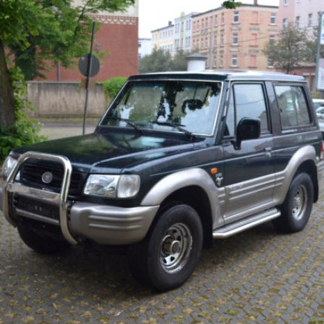 Dezmembrez Hyundai Galloper 25 tdi 1999