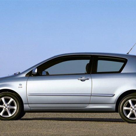 Dezmembrez toyota corolla din 2004 2.0 diesel 85kw 116cp