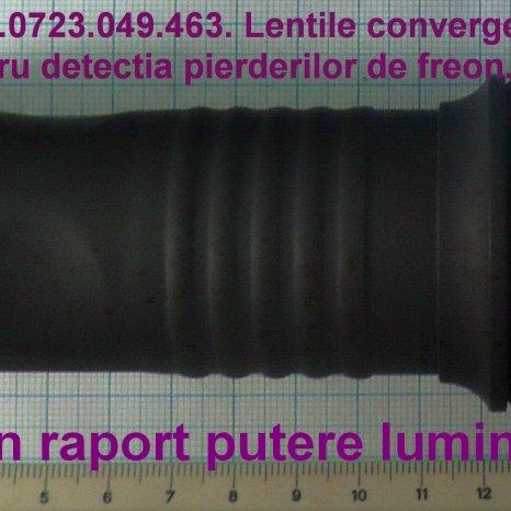 Detectie pierderi freon, LANTERNA UV, lumina UV puternica