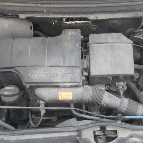 Dezmembrez Mercedes A Class W168 1.6 benzina an 2001 AUTOMAT