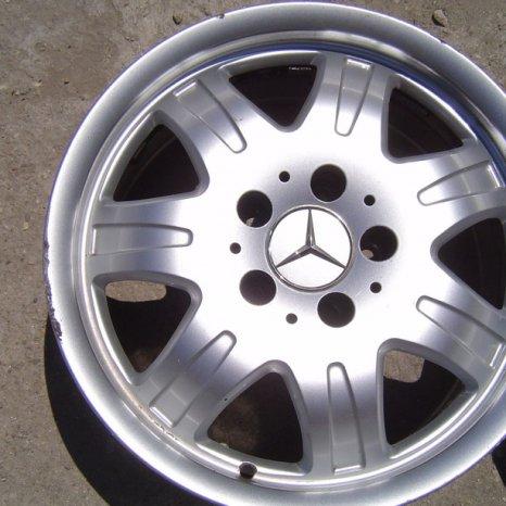 Jante aliaj originale Mercedes pe R16 cu 5x112