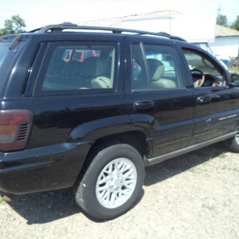 Dezmembrez Jeep Grand Cherokee 2.7 crd